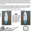 LATEST AND GREATEST SURFBOARD DESIGNED BY ROB MACHADO